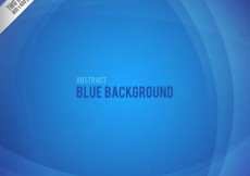 Free vector Abstract blue background #622