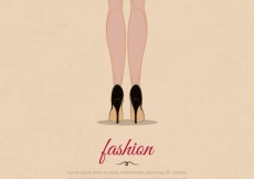 Free vector Fashion template #2805