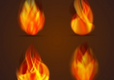Free vector Flames #2803