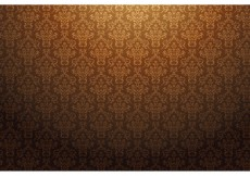 Free vector Free damask vector pattern #3741