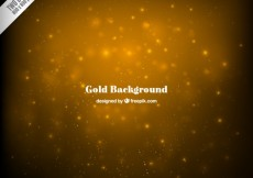 Free vector Gold background #125