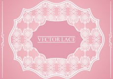 Free vector Lace background #2758