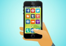 Free vector Mobile phone apps #3630