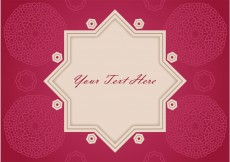Free vector Ornament Background Vector 5 #3309