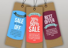 Free vector Shopping tags #2791