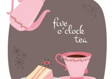 Free vector Tea time #1486