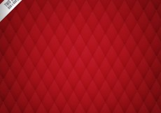Free vector Upholstery background in red color #192