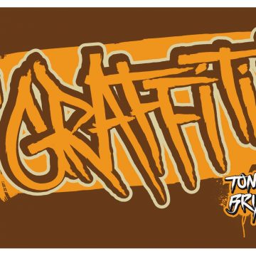 Free vector GRAFFITI – design Tommy Brix #3955