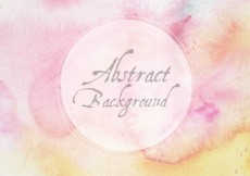 Free vector Watercolor abstract background #144