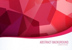 Free vector Abstract background in red tones #4844