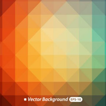 Free vector Abstract colorful polygonal background #4696