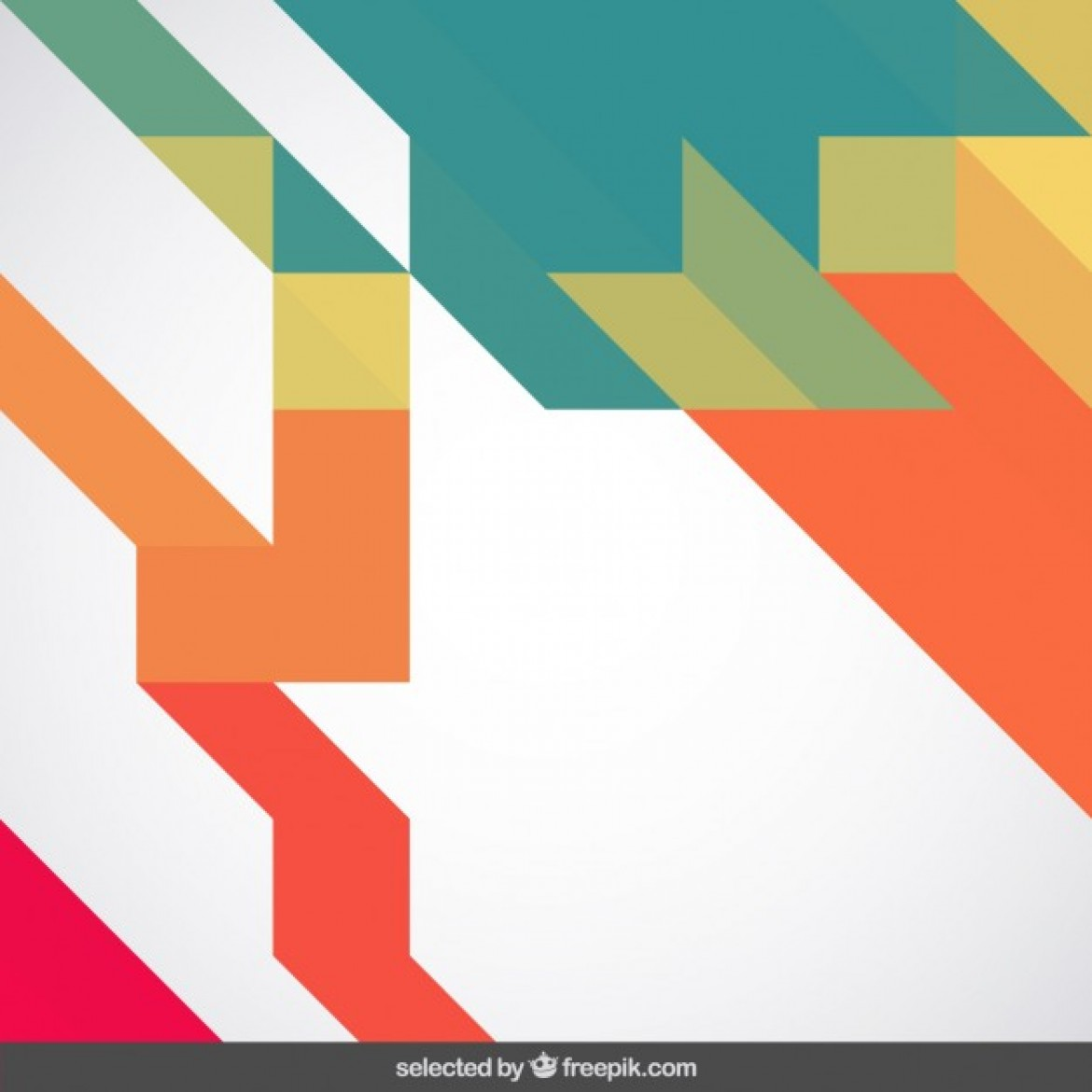 Free Vector Abstract Geometric Background 6818 My