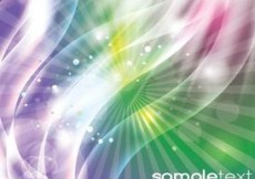 Free vector Abstract Glow Background #9846