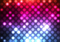 Free vector Abstract Light Dots Background #7356