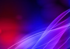 Free vector Abstract waves background with colored lights #6059