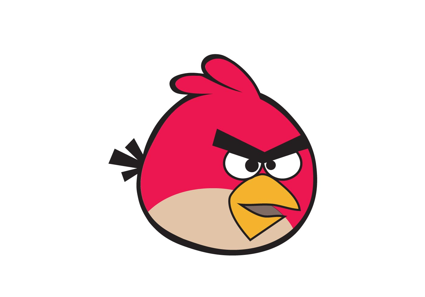 Free Vector Angry Birds Collection No.1 #8626
