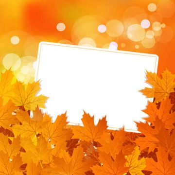 Free vector Autumn leaves Vector Backgrounds #9700