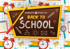 Free vector Back to school #6636