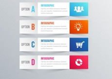 Free vector Banners infographic #12185