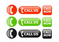 Free vector Call Now Buttons #11295