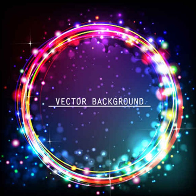 Free vector Colorful circle #5980