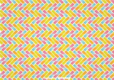 Free vector Colorful Zig Zag Wall Tapestry #11303