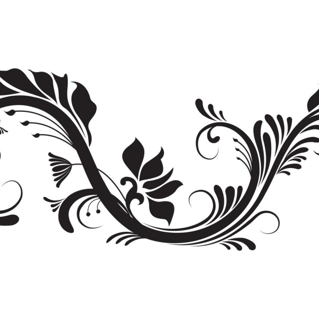 Free vector Decorative Vector Ornament #9617