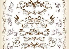 Free vector Floral Design Elements #4950