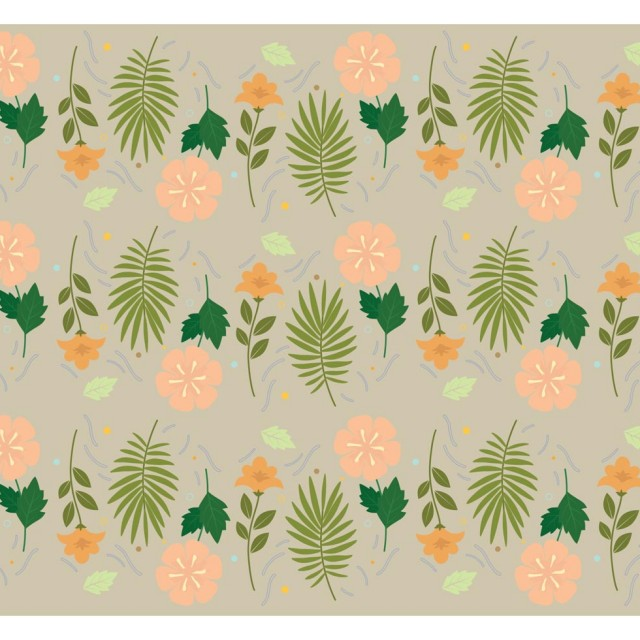 Free vector Floral Vector Pattern #9832