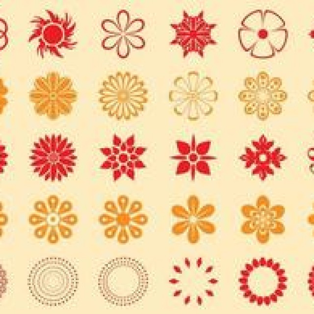 Free vector Flower Blossoms Pack #5660