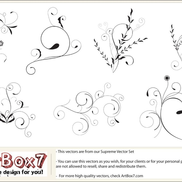 Free vector Foliages by Artbox7.com #9793