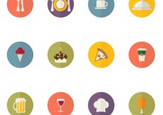 Free vector Food Icons #5117