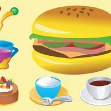 Free vector Food Vector Icons #5822