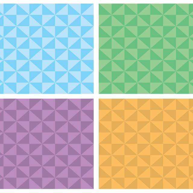 Free vector Free Geometric Vector Pattern #9862