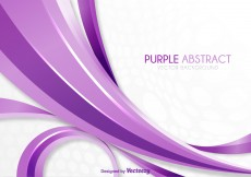 Free vector Free Purple Abstract Background Vector #8130