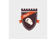 Free vector Free Vector of the Day #183: Royal Crest #8479