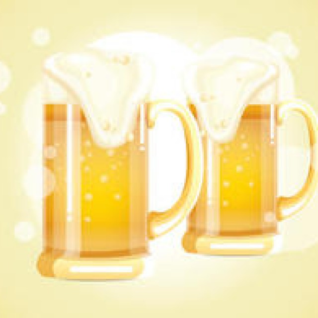 Free vector Glass Beer #4769