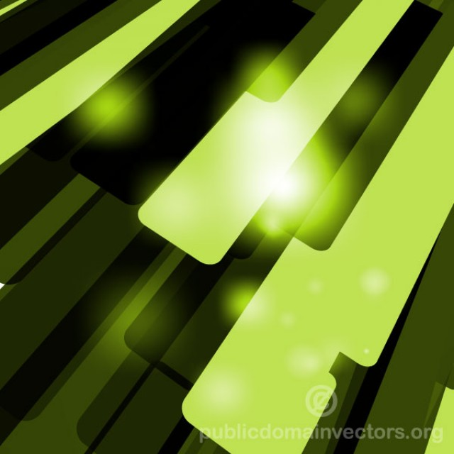 Free vector Green Abstract Vector Background Free #5448