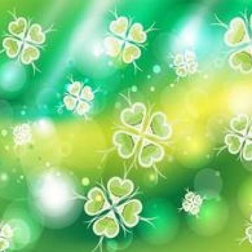 Free vector Green Clover Background Image #9709