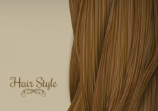 Free vector Hair style background #7096