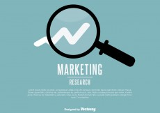 Free vector Marketing Research Illustration #6384