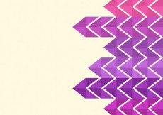 Free vector Pink tones zigzag background #7815