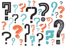 Free vector Question Mark Background in Vector #11764