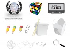 Free vector rpm vector collection #8742