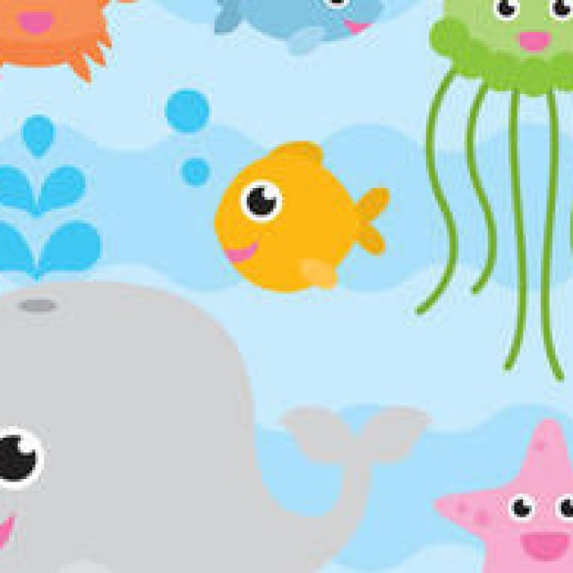 Free vector Sea Animal Vectors #4842