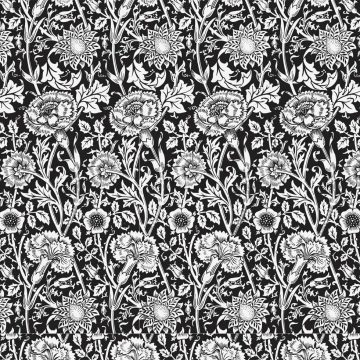 Free vector Seamless Floral Pattern Vector #9859