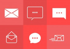 Free vector Sms Icon #7788