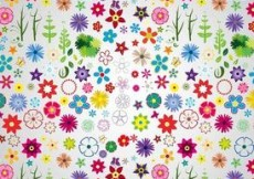 Free vector Spring Pattern #7334
