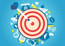 Free vector Targeting and icons #9346