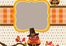 Free vector Thanksgiving Vector Graphics That Are Thankfully Free #5655